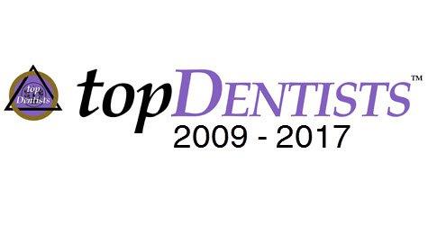 top dentists logo
